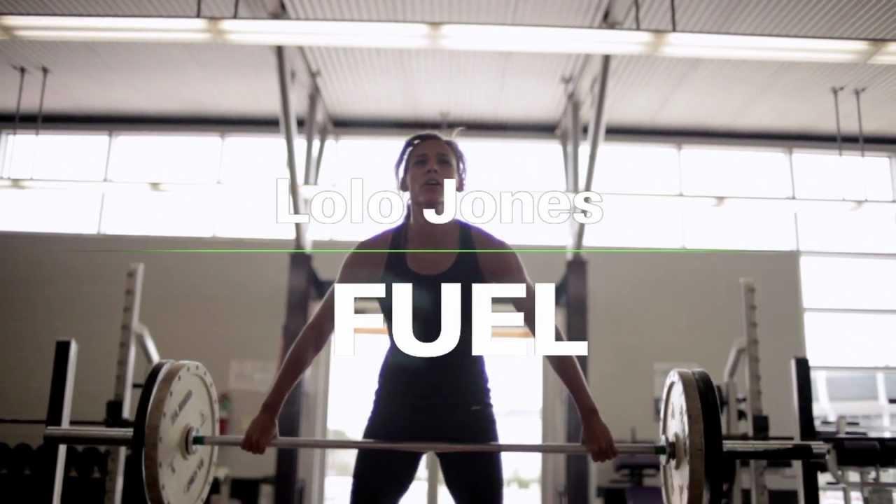 What Fuels Me: Olympic Hurdler Lolo Jones - YouTube
