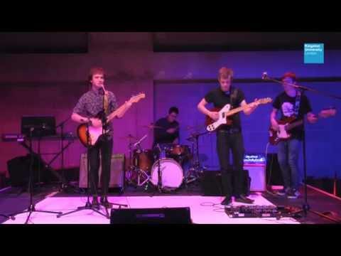 Kingston University Music Showcase 2015