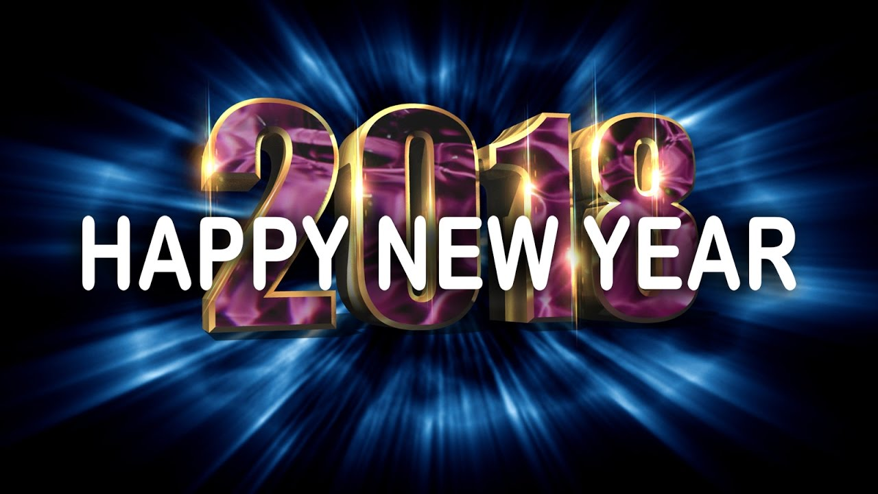 happy new year 2018 hd image free downloads hd videos new tv