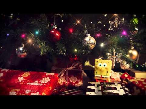 Feliz Navidad - Bob Esponja y Patricio