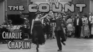 Charlie Chaplin In The Count (1916) Full Movie HD