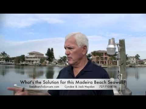 Madeira Beach Waterfront Homes - Why do I need a Seawall Inspection?