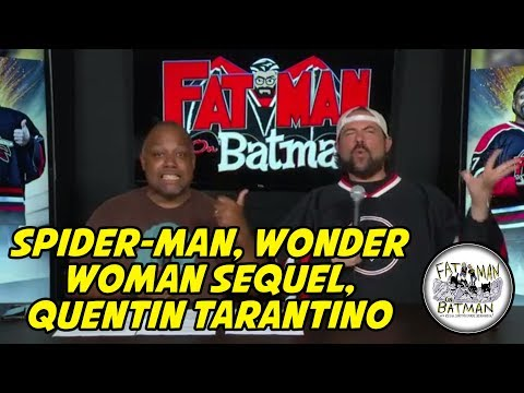 SPIDER-MAN, WONDER WOMAN SEQUEL, QUENTIN TARANTINO