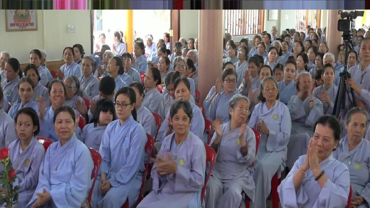 Cảm tưởng 1 năm tu học tại chùa ĐÀ LA NI – Phật tử Huệ Lưu
