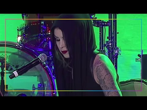 Kat Von D's First Ever Public Performance | LA LGBT Center