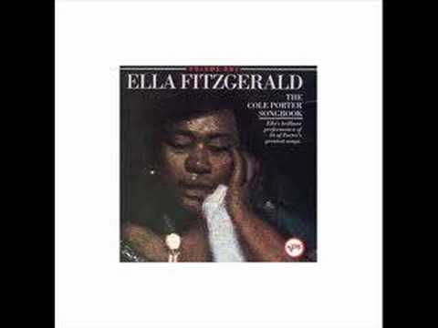 Ella Fitzgerald - Ev'ry Time We Say Goodbye