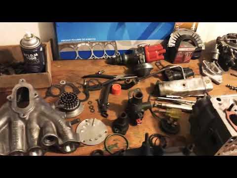 Ajuste Completo Y Modificación De Golf Mk2 1.8 De 90hp A 160hp 4 Parte
