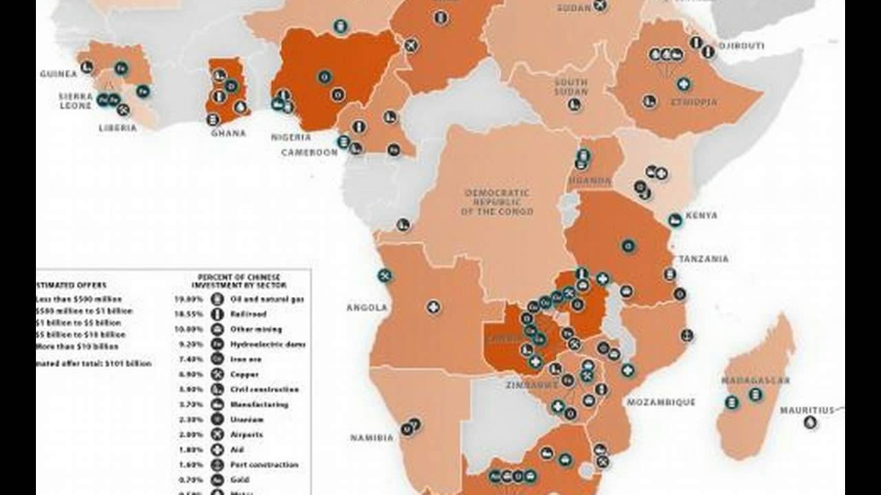 China To Build Military Base In Africa Next To Critical Oil - Us military bases in africa map
