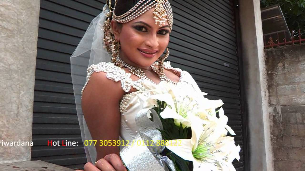 sri lankan brides by champi siriwardana - youtube