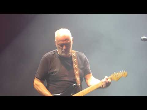 David Gilmour - In Any Tongue Solo...