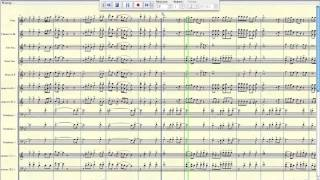 Clifford Southern Band Arrangement - Candy by Cameo