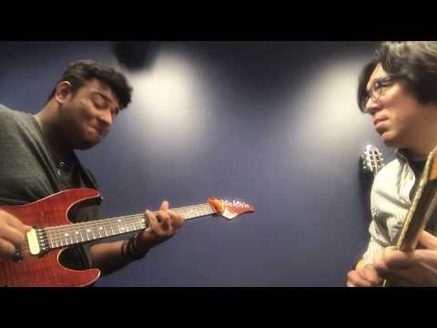 Berklee Private Guitar Lesson /Working on Sunny with my student / Tomo Fujita
