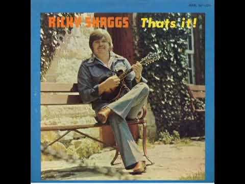 That's It [1975] - Ricky Skaggs