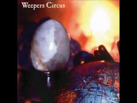Weepers Circus - La Lune (invitation) - La Lune est une dame (1997)