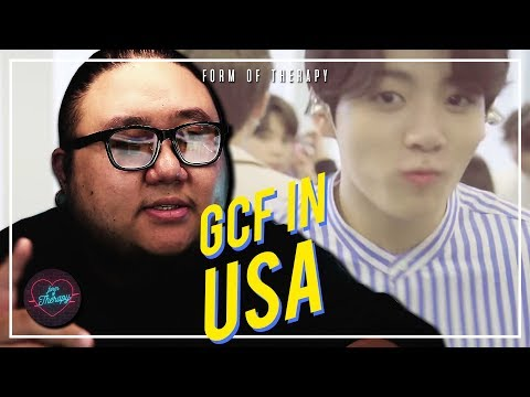 """Producer Reacts To """"GCF In USA"""" (BTS Jungkook)"""