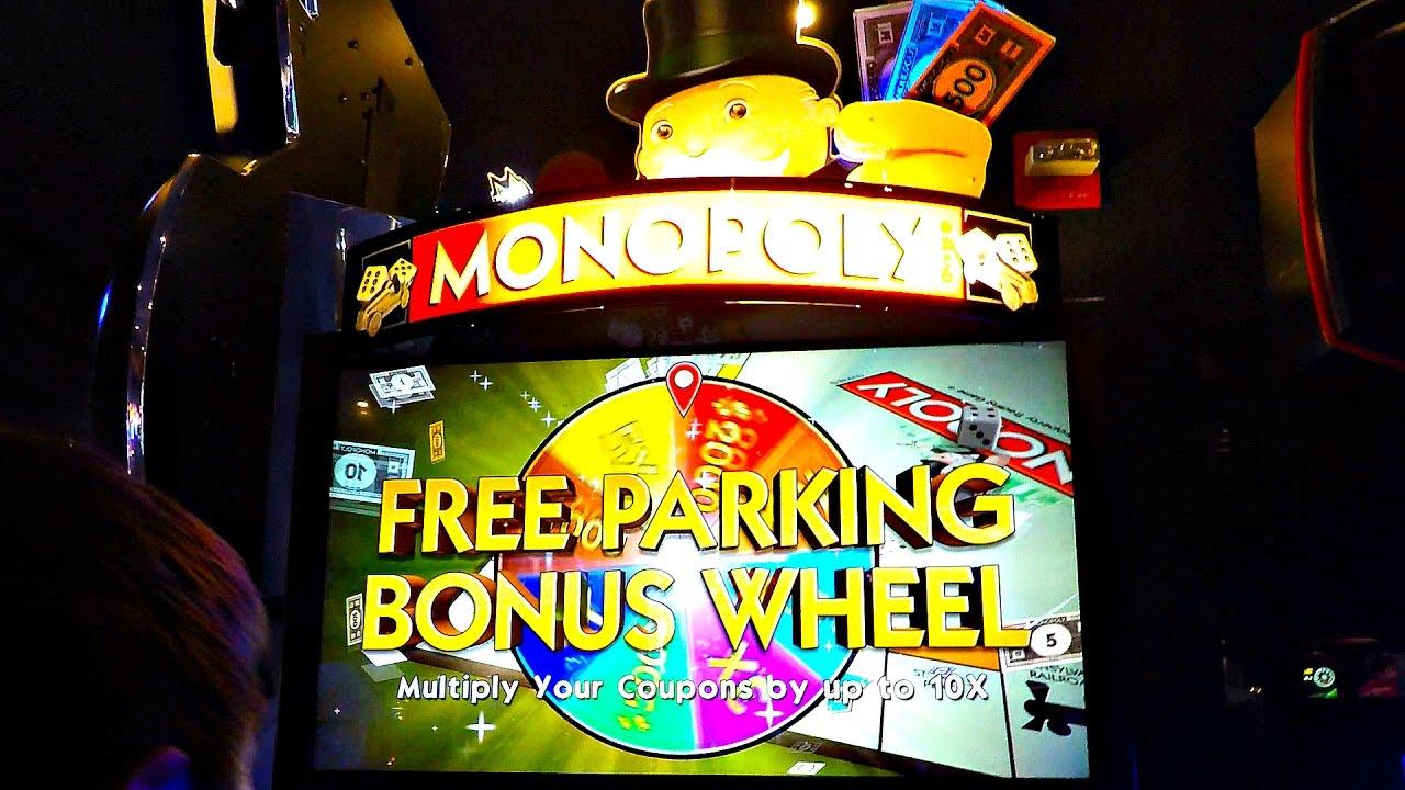 Arcade Game Challenge Monopoly Ticket Redemption Gaming Fun