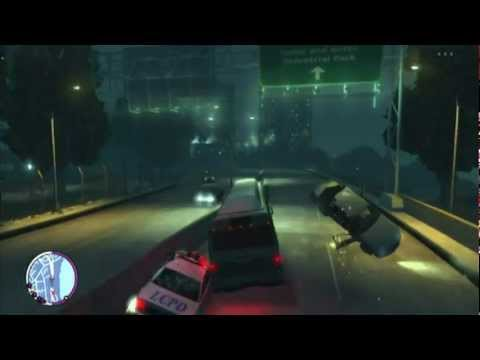 Grand Theft Auto 4 Liberty City Random Chase 1