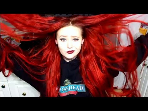 WHY I HATE RED HAIR!!!