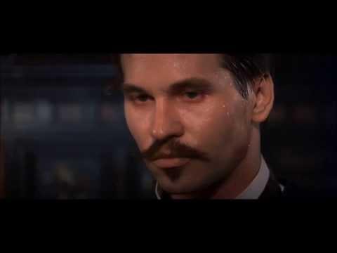 Doc Holliday vs Johnny Ringo from Tombstone.