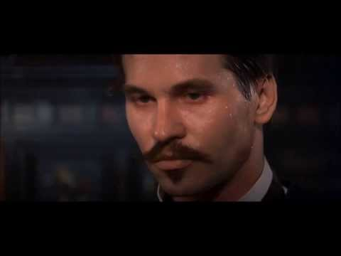 Doc Holliday vs Johnny Ringo from Tombstone.