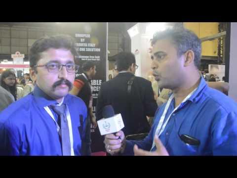 Fashion Exibtion  Mumbai Exibtion Center 2016 , SSPL HERBAL  Interview