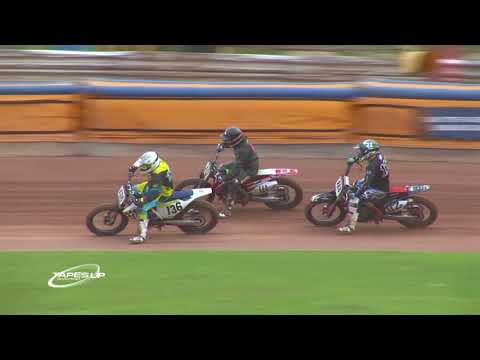 2017 Maxxis DTRA UK Flattrack National Championship - Round Eight, Eastbourne - Rookie Final