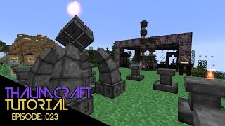 [23] ARTIFICE BITS AND BOBS! :: Thaumcraft 4.2 Tutorial Revamped!