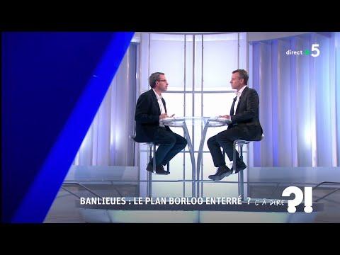 Banlieues : le plan Borloo enterré ? #cadire 21.05.2018