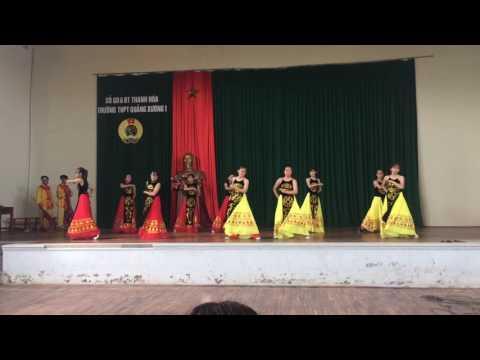Múa Hào Khí Việt Nam+Nhảy Việt Nam Ơi