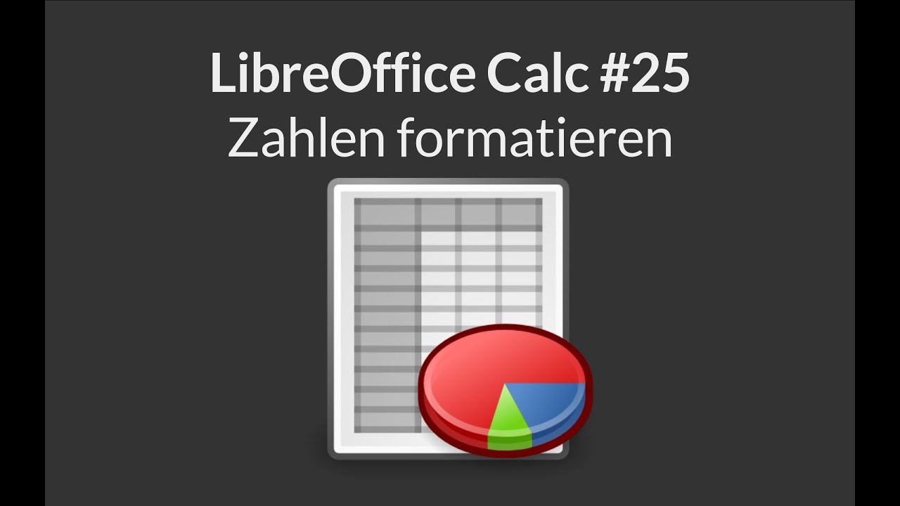 how to add numbers in libreoffice calc youtube