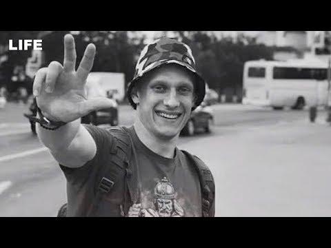 Прощание с убитым спецназовцем ГРУ
