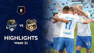 Highlights PFC Sochi vs FC Ural | RPL 2019/20