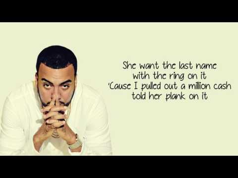 Unforgettable - French Montana ft Lee (Lyrics)