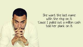 Unforgettable French Montana ft Swae Lee Lyrics