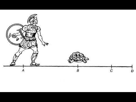 Парадокс АХИЛЛЕС И ЧЕРЕПАХА. Загадки древности.