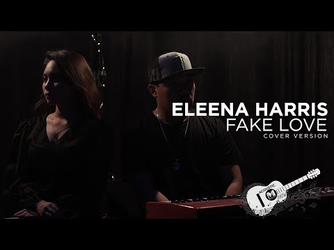 ELEENA HARRIS -  FAKE LOVE (MALAY COVER) | BTS (방탄소년단)
