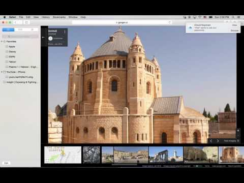 Third Temple Displayed by Google Maps on the Temple Mount