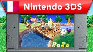 Animal Crossing: New Leaf - Welcome amiibo - Vidéo des nouvelles fonctions (Nintendo 3DS)