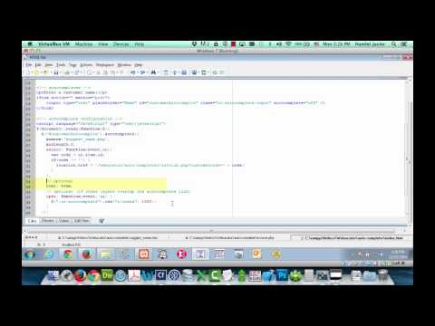 jQuery Autocomplete Tutorial with PHP and MySQL