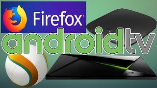 Video WEB BROWSER ON ANDROID TV HOW TO INSTALL FIREFOX & SILK BROWSER download MP3, 3GP, MP4, WEBM, AVI, FLV Oktober 2018