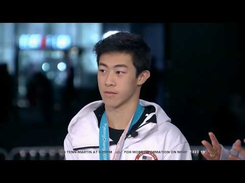 20180217 Nathan Chen Today Show Olympic Interview