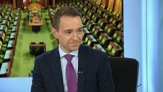 Ouverture de la 43e législature – Marc-André Cossette