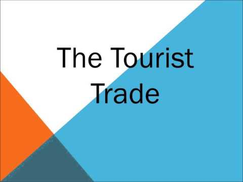 The tourist trade   listening exam