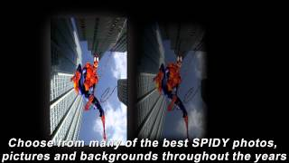 Spiderman HD Live Wallpapers