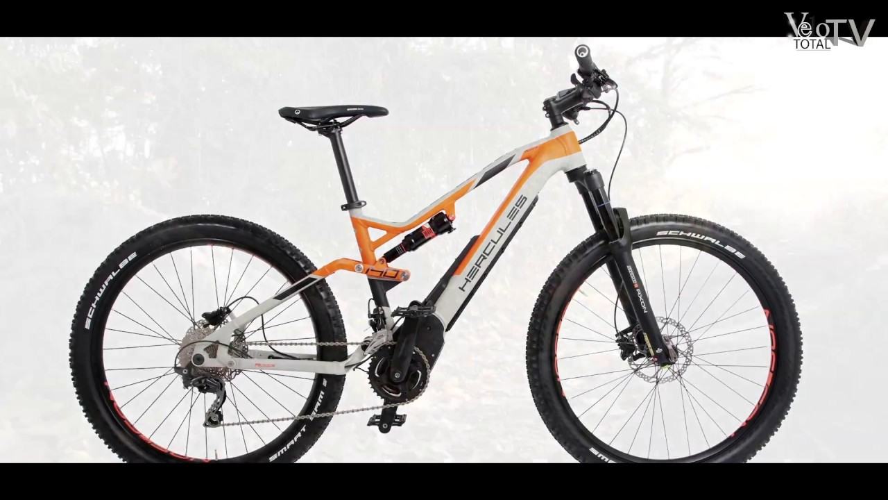 ge checkt hercules nos fs sport e mountainbike youtube. Black Bedroom Furniture Sets. Home Design Ideas