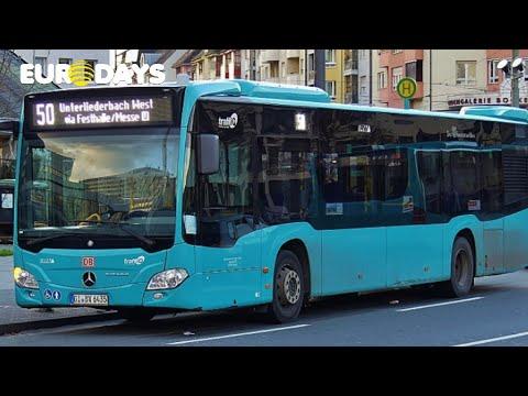 Buslinie 50 / Unterliederbach West - Bockenheimer Warte