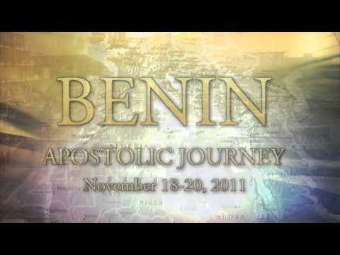 Pope Benedict's Apostolic Journey to Benin 2011