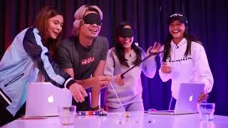 Main Kepit-kepit | BTS Instafamous Battle 2.0 Tunku Rania vs. Intan Serah