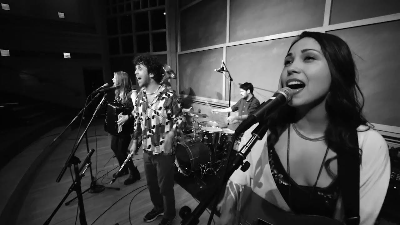 Sonia De Los Santos With Cumbia River Band Album Release