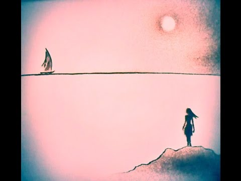 """песочное шоу """"Алые паруса"""" от Мади Бекдаира - Sand Art"""